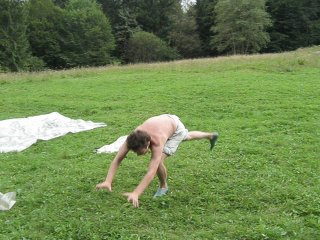 Вовачка акробат - Сколе 2010